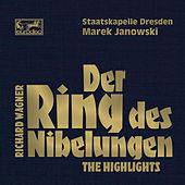 Wagner: Der Ring des Nibelungen - Highlights by Marek Janowski