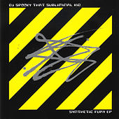 DJ Spooky That Subliminal Kid - Synthetic Fury EP by DJ Spooky