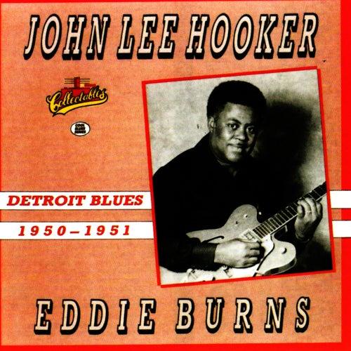 Detroit Blues 1950-1951 by John Lee Hooker