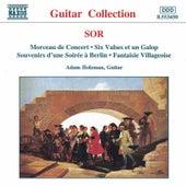 Guitar Music Opp. 52, 54, 56, 57 and Fantaisie by Fernando Sor
