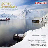 Svendsen: Orchestral Works, Vol. 3 by Various Artists