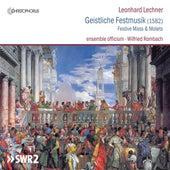 Lechner: Geistliche Festmusik by Various Artists