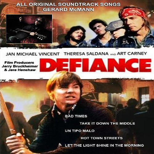 Defiance - Film Soundtrack by Gerard Mcmann
