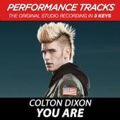 You Are EP (Performance Tracks) de Colton Dixon