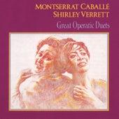 Great Operatic Duets von Montserrat Caballé
