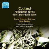 Copland: Appalachian Spring - The Tender Land Suite von Boston Symphony Orchestra