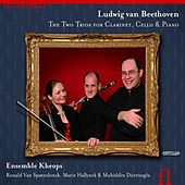 Beethoven: The Two Trios for Piano, Clarinet & Cello by Ensemble Kheops