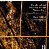 Debussy, Britten & Bacri: Sonatas for Cello and Piano by Marie Hallynck