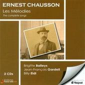 Chausson, E.: Vocal Music von Brigitte Balleys