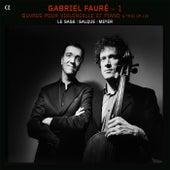 Fauré: Intégrale de la Musique de Chambre avec Piano - 1: Œuvres pour violoncelle et piano by Various Artists