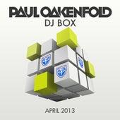 DJ Box - April 2013 de Various Artists