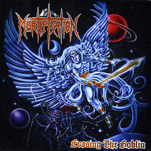 Erasing the Goblin (Re-Issue) by Mortification