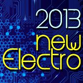 2013 New Electro by Various Artists