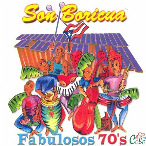 Fabulosos 70's by Son Boricua