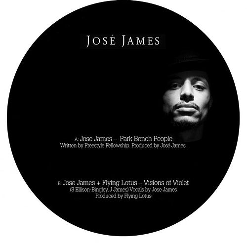 Park Bench People by Jose James
