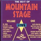 The Best Of Mountain Stage Live, Vol. 1 by Various Artists
