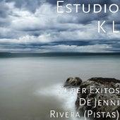 Super Exitos De Jenni Rivera (Pistas) by Estudio K L