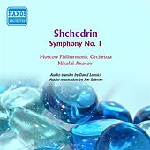 Shchedrin: Symphony No. 1 by Moscow Philharmonic Orchestra