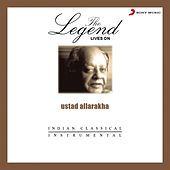 Ustad Allarakha - The Legend Live On by Alla Rakha