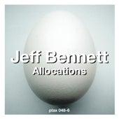 Allocations by Jeff Bennett