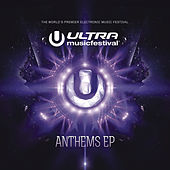 Ultra Music Festival Anthems EP de Various Artists
