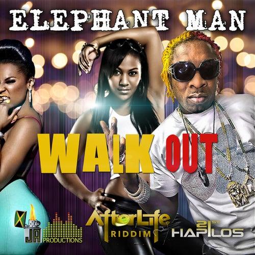 Walk Out - Single by Elephant Man