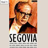 Andrès Segovia,  Vol. 1 de Andres Segovia
