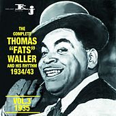 The Complete Thomas Fats Waller And His Rhythm, Vol.3 by Fats Waller