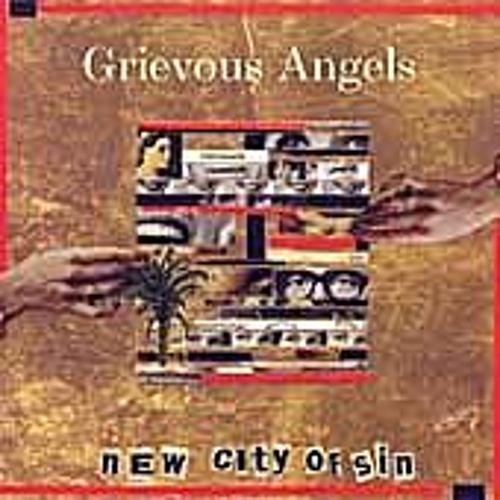New City Of Sin by Grievous Angels