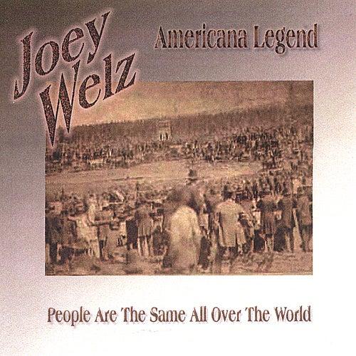 Americana Legend by Joey Welz