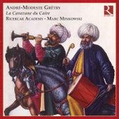 Gretry: La caravane du Caire by Jules Bastin