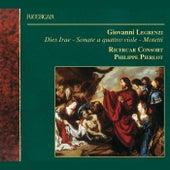 Legrenzi: Dies Irae - Sonate a quattro viole - Motetti by Various Artists