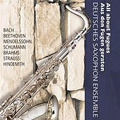 All about Fugues by German Saxophone Ensemble