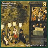 Morley: The First Book of Consort Lessons by Various Artists