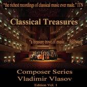 Classical Treasures Composer Series: Vladimir Vlasov, Vol. 1 by Various Artists