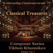 Classical Treasures Composer Series: Tikhon Khennikov, Vol. 1 by Various Artists