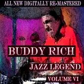 Buddy Rich, Vol. 6 de Various Artists