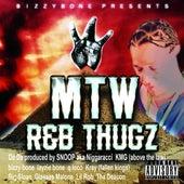 Bizzy Bone Presents - Mo Thug West: R&B Thugs by Various Artists