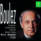 Boulez : Orchestral & Chamber Works de Pierre Boulez