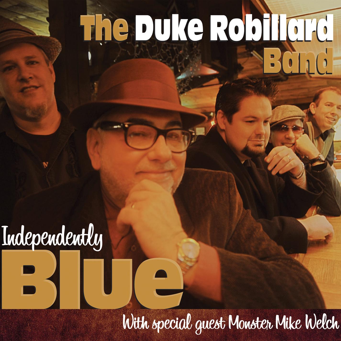 Independently Blue by Duke Robillard
