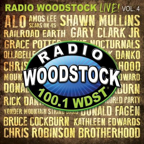 Radio Woodstock Live Vol! 4 by Various Artists