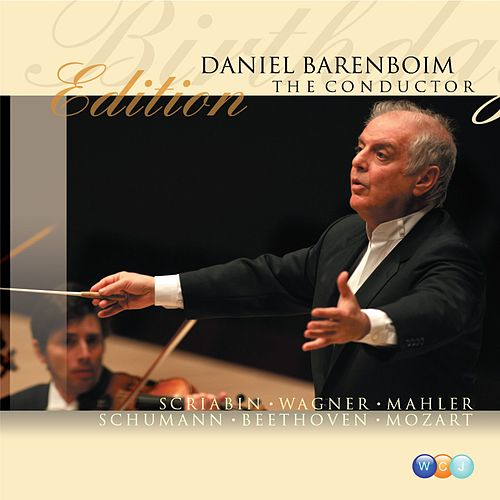 Daniel Barenboim - The Conductor [65th Birthday Box] by Various Artists