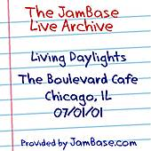 07-01-01 - The Boulevard Cafe - Chicago, IL by Living Daylights
