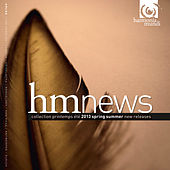 harmonia mundi - Spring Summer 2013, hmnews by Various Artists