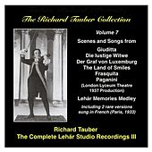 The Richard Tauber Collection, Vol. 7: The Complete Lehár Studio Recordings III von Various Artists