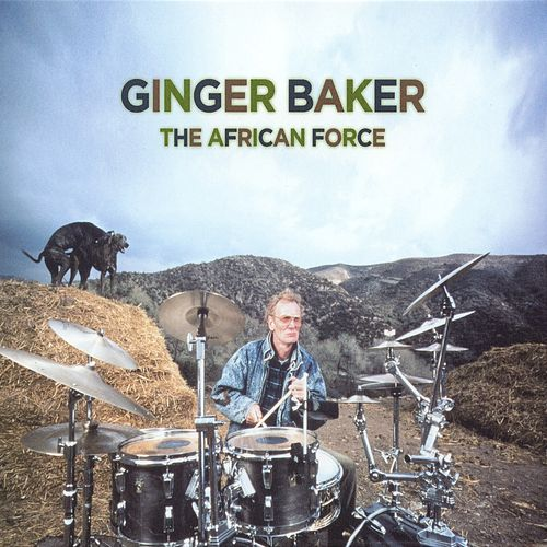 The African Force by Ginger Baker