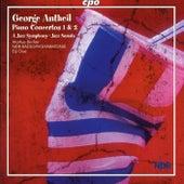 Antheil: Piano Concertos Nos. 1 & 2 / A Jazz Symphony / Jazz Sonata / von Markus Becker