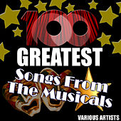100 Greatest Songs from the Musicals von Various Artists