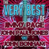 The Very Best of Jimmy Page, John Paul Jones and John Bonham by Various Artists