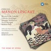 Puccini: Manon Lescaut by Placido Domingo